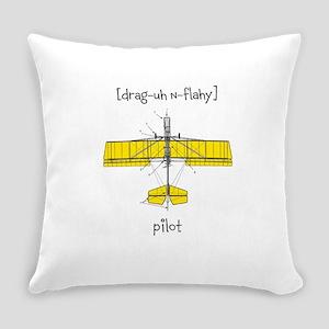 [drag-uh n-flahy] Everyday Pillow